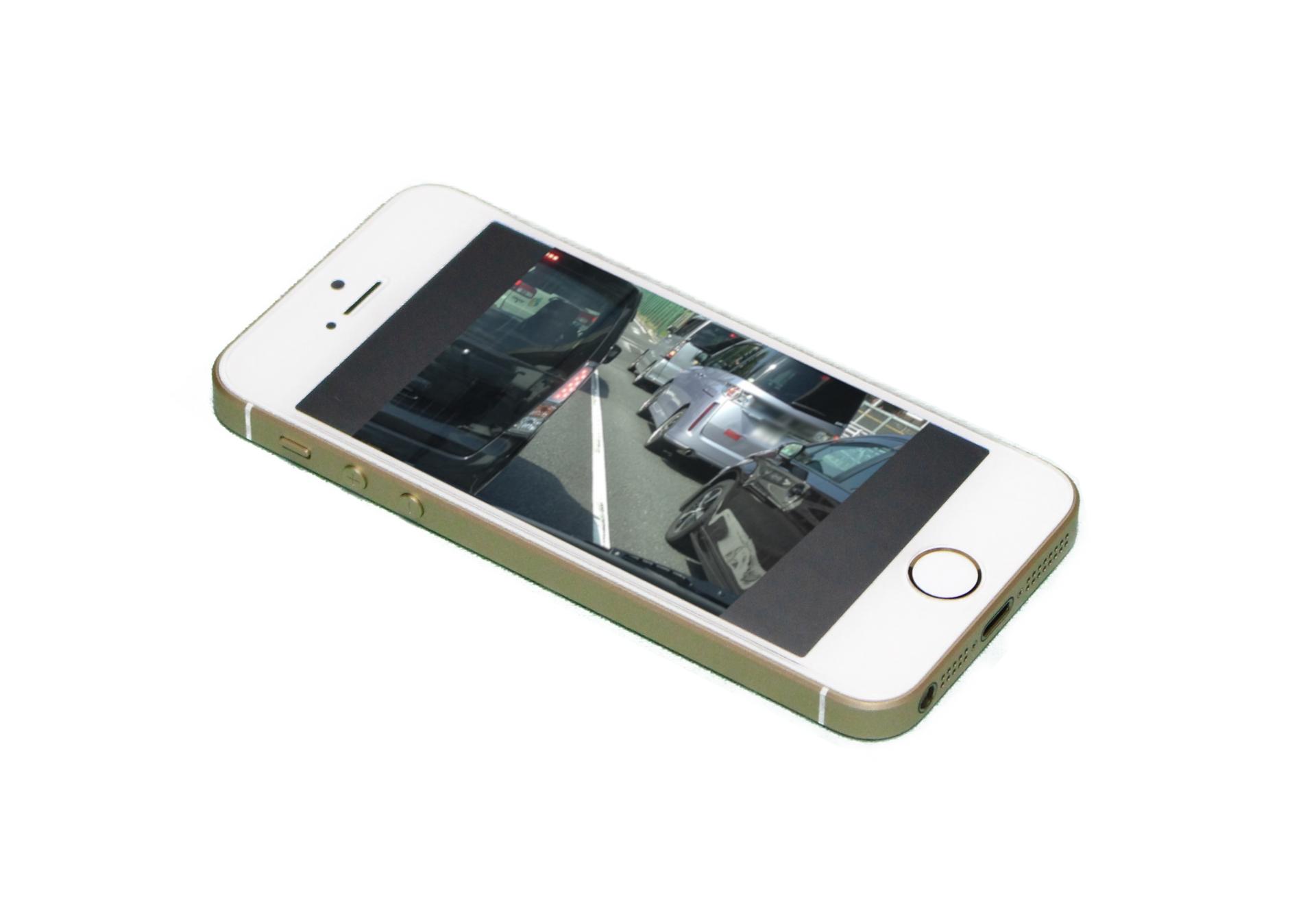 スマートフォンをドライブレコーダーにする方法